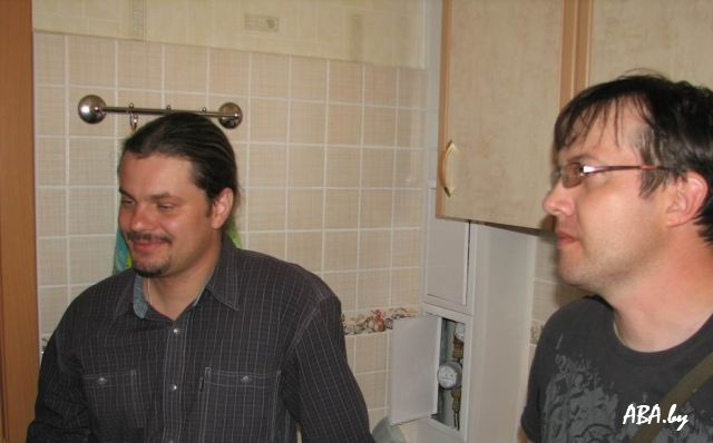 Сергей с Александром
